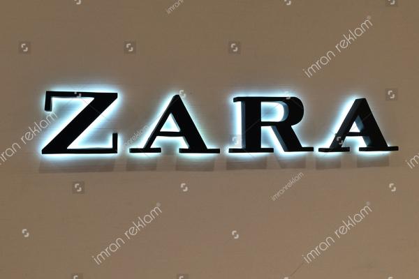 Zara Alüminyum Kutu Harfli Tabela